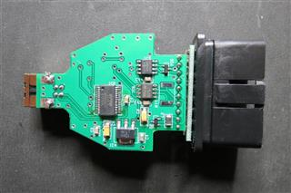 KWP Interface PCB bottom