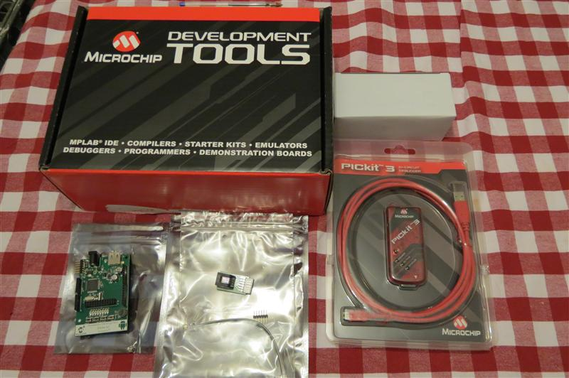microchip android dev kit